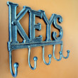 Key Rack - Stockfoto