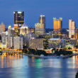 Pittsburgh Skyline — Stock Photo #12207070