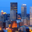 Stock Photo: Pittsburgh Skyline