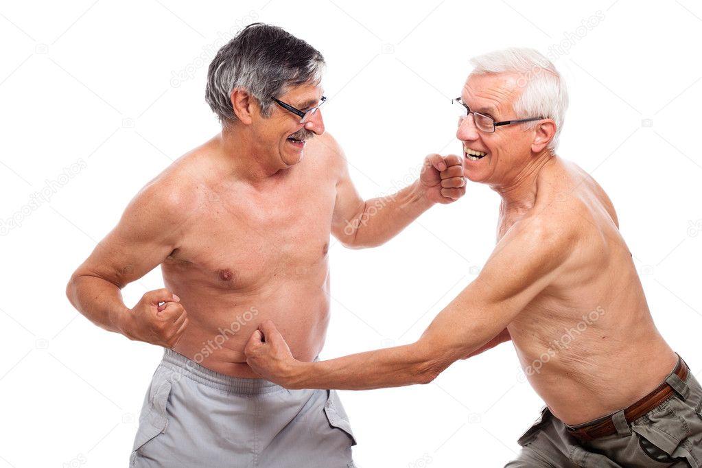 Старые женщины голые в разных местах  93091