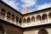 Real Alcazar of Seville — Stock Photo