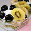Mixed fruit salad — Stock Photo #11901693