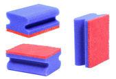 губки для мытья — Стоковое фото