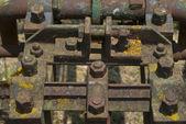 Old machinary — Stock Photo