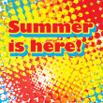 Summer-is-here! — Stock Vector #11411722