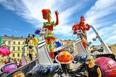 Samba carnaval — Stockfoto