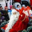 Stock Photo: Christmas Street opening in Helsinki