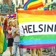 Royalty-Free Stock Photo: Helsinki Pride gay parade