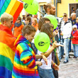 Stock Photo: Helsinki Pride gay parade
