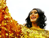 Helsinky hrdost gay parade — Stock fotografie