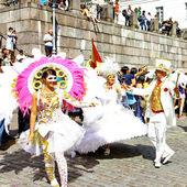 Samba Carnival — Stock Photo