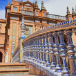 Plaza de Espana in Seville, Spain — Stock Photo #10986846