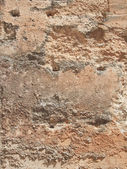 Textures of wall in Alcazaba ( Alhambra), Spain — Stock Photo