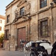 Horse and carriage for sightseeing in Cordova, Spain — Stock Photo #11769794