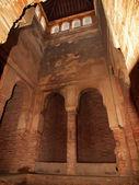 Alhambra catacombs. Granada, Spain — Stock Photo