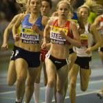 Постер, плакат: Aviva Indoor UK Trials and Championships 2012