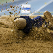 Long Jump — Stock Photo
