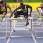 Aviva Indoor UK Trials and Championships — Stock Photo