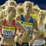 Постер, плакат: Aviva Indoor UK Trials and Championships