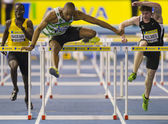 Aviva Indoor UK Trials and Championships 2012 — Stock Photo