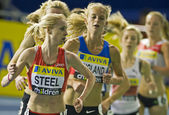 Aviva Indoor UK Trials and Championships — Stock Photo