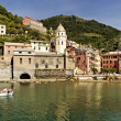 Stock Photo: Cinque Terre village of Vernazza