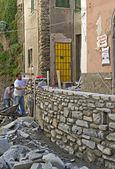 Cinque Terre village of Vernazza — Stock Photo
