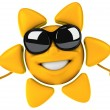 Happy sun — Stock Photo #11702228