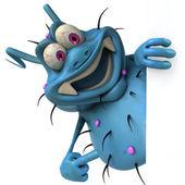 Potwór kiełków — Zdjęcie stockowe