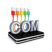 Domain concept. — Stock Photo