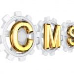 CMS concept. — Stock Photo #11159332