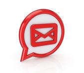 Icona di mail — Foto Stock