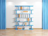 Modern shelf. — Stock Photo