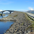 Atlantic Ocean Road — Stock Photo