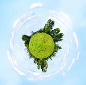 Spherical panorama — Photo