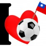 I love soccer ball — Stock Photo #10883500