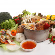 Chinese food — Stock Photo #11262530