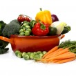 Fruits and vegetables — Stock Photo #11262967