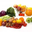 Fruits and vegetables — Stock Photo #11263354