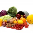 Fruits and vegetables — Stock Photo #11263661