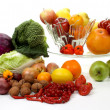 Fruits and vegetables — Stock Photo #11265186