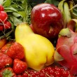 Fruits and vegetables — Stock Photo #11265425