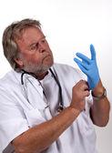Lekarz praca — Zdjęcie stockowe