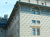 Schwarzenberg Palace, Prague, Czech Republic — Stock Photo