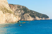 Porto Katsiki beach (Lefkada, Greece) — Stock Photo