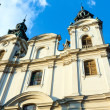 Church in Lviv, Ukraine — Stock Photo