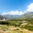 Summer  Llogara pass (Albania) - Stock Photo