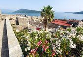 Forte Mare castle (Herceg Novi, Montenegro) — Stock Photo