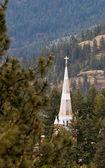 Church in Idaho — Stock Photo