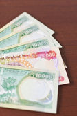 Sixty five thousand Iraki Dinars — Stock Photo